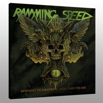 Image of Doomed to Destroy, Destined to Die - CD
