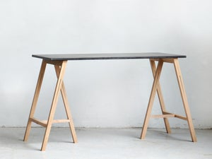 Image of Interstice Trestle Table
