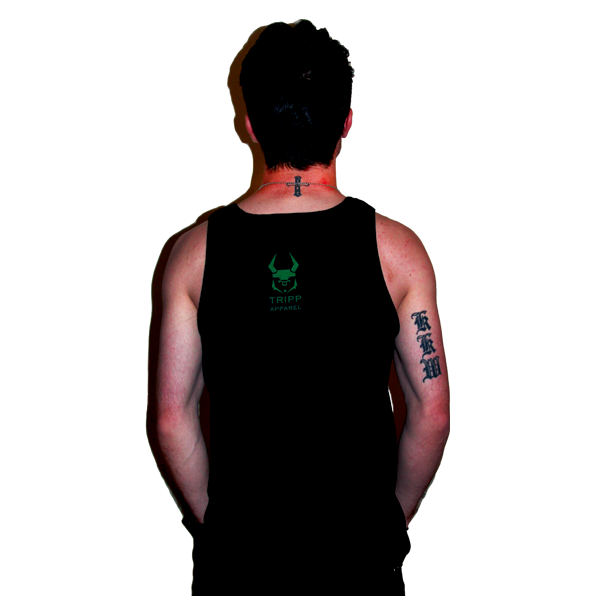 Image of Eat or Be Eaten - Black (Tank)