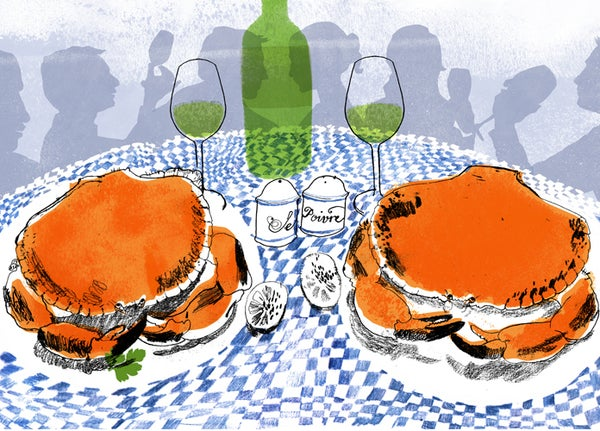 Alice Tait 'Crabs' Print - Alice Tait Shop