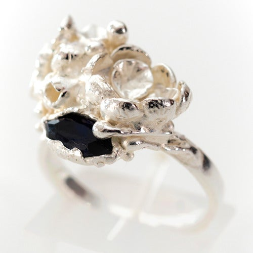 Image of Floral Seaweed Ring
