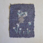 Image of arranging flowers (wall hanging 10)