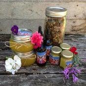 Image of Organic cradle cap oil