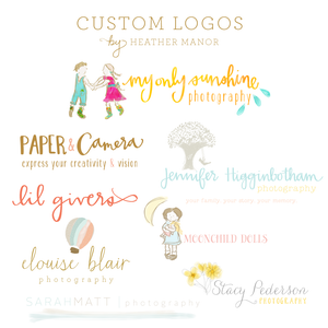 Image of Custom Logos by Heather Manor
