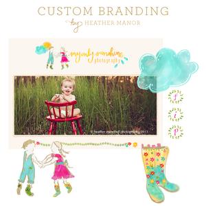 Image of Custom Branding by Heather Manor
