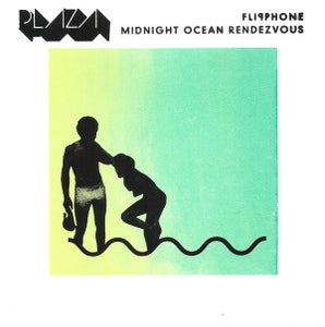 Image of PLAZA - LIMITED PIC SLEEVE 7 inch CAMPARI Sound Boutique SB - 003 !!