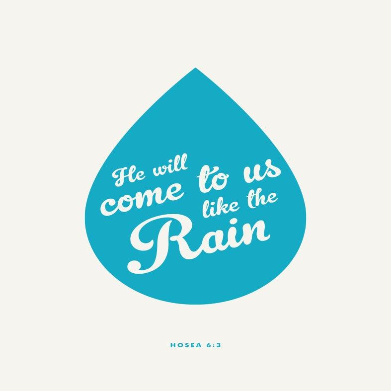 Image of Like The Rain