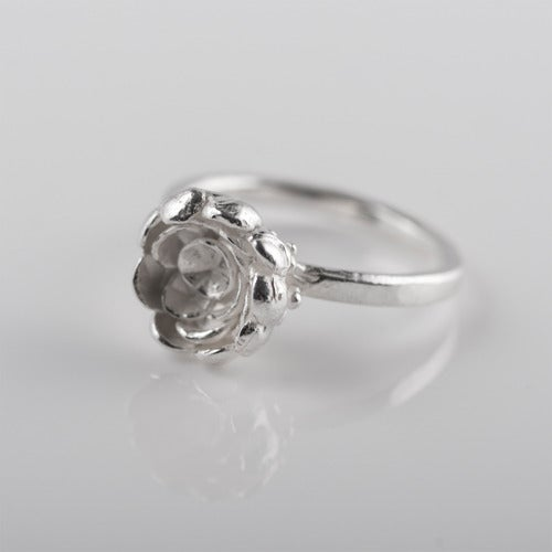 Image of Rose Cup Ring