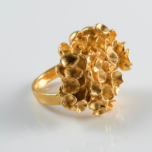 Image of Statement Blossom Ring.