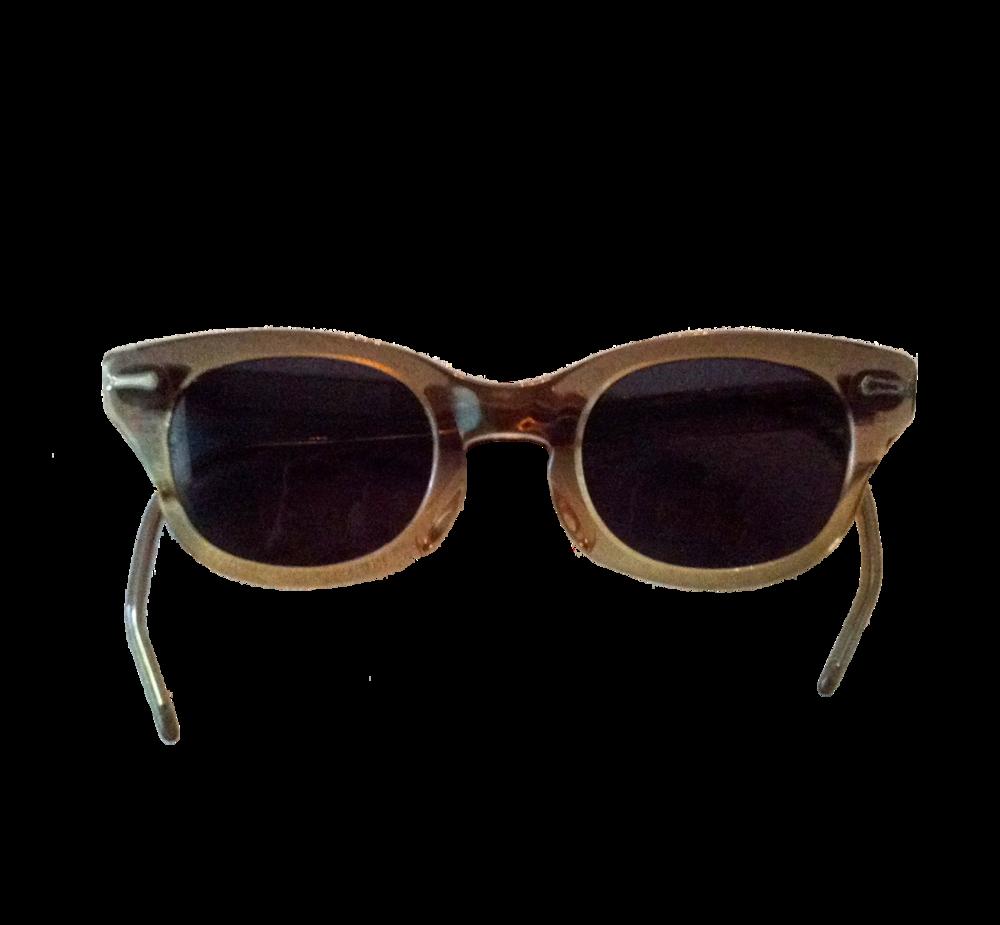 Image of Children's Horn-Rimmed Sunglasses (1950s)