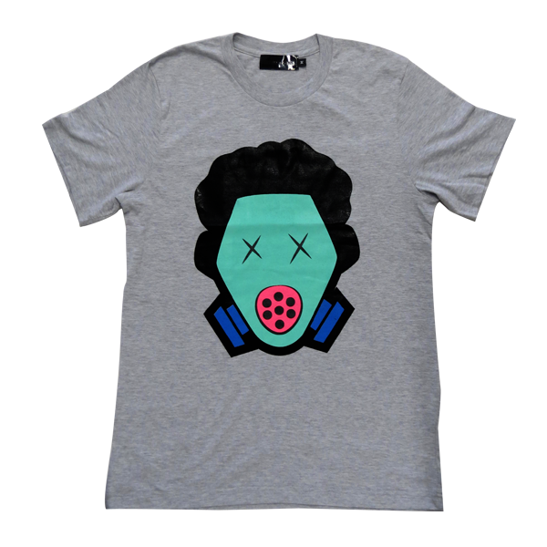 "Image of ""Poison fumes"" (tee)"