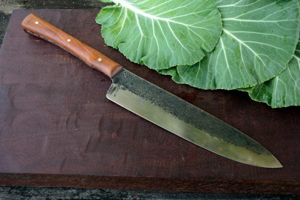 Image of Hand Forged High Carbon Stainless Chef's Knife