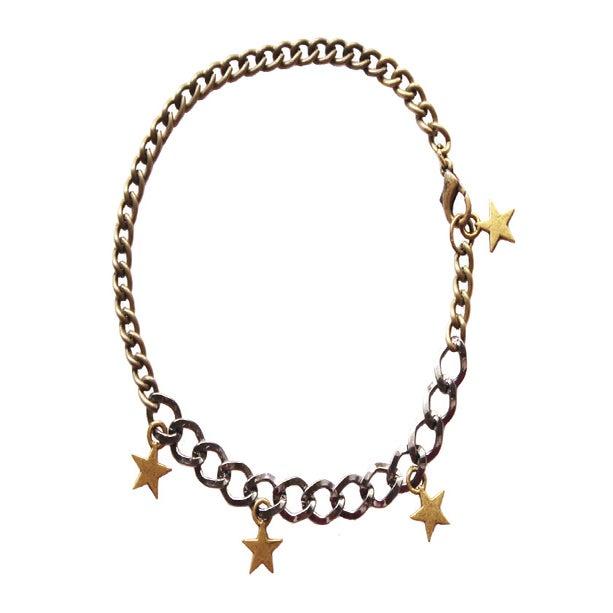 Bracelet fantaisie étoiles