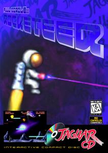 Image of Full Circle: Rocketeer (Atari Jaguar CD)