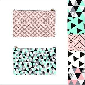 Image of geometric bag