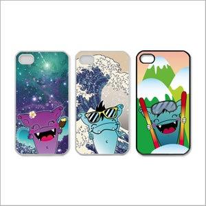 Image of custom case iPhone 4/4s & 5