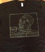 Image of Negative Desire - Black Tee