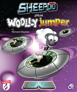 Image of Sheepoid DX / Woolly Jumper (Commodore 64)