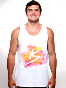 Image of Men's Watercolor Tank