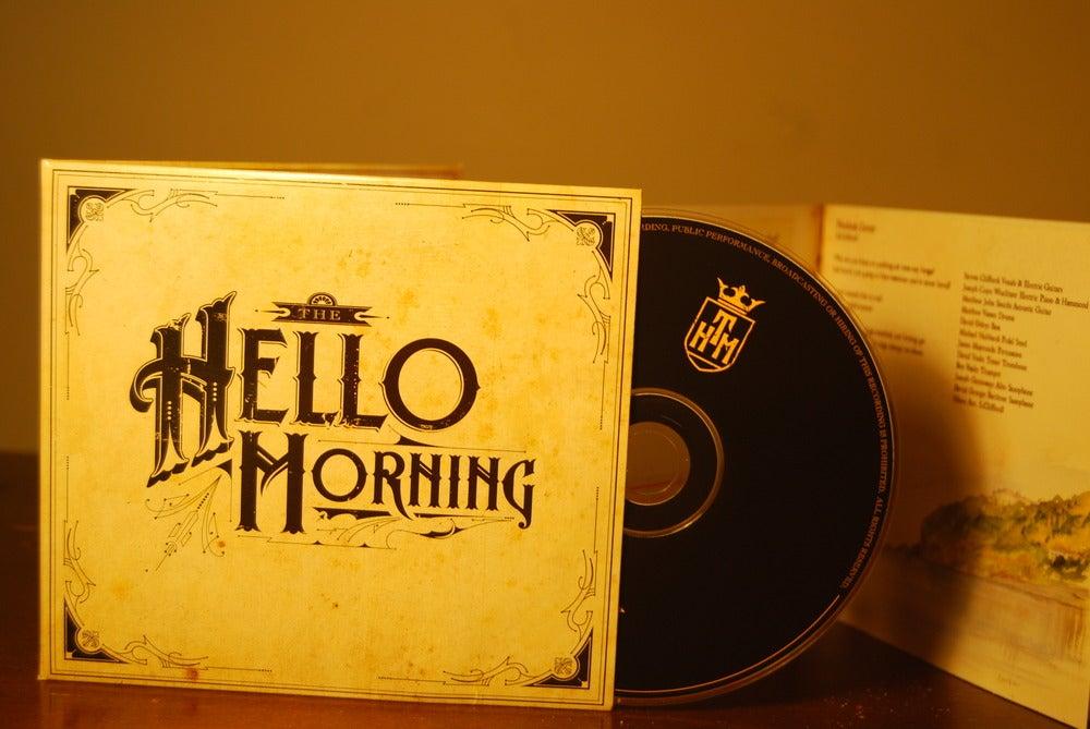 Image of The Hello Morning (Album) CD