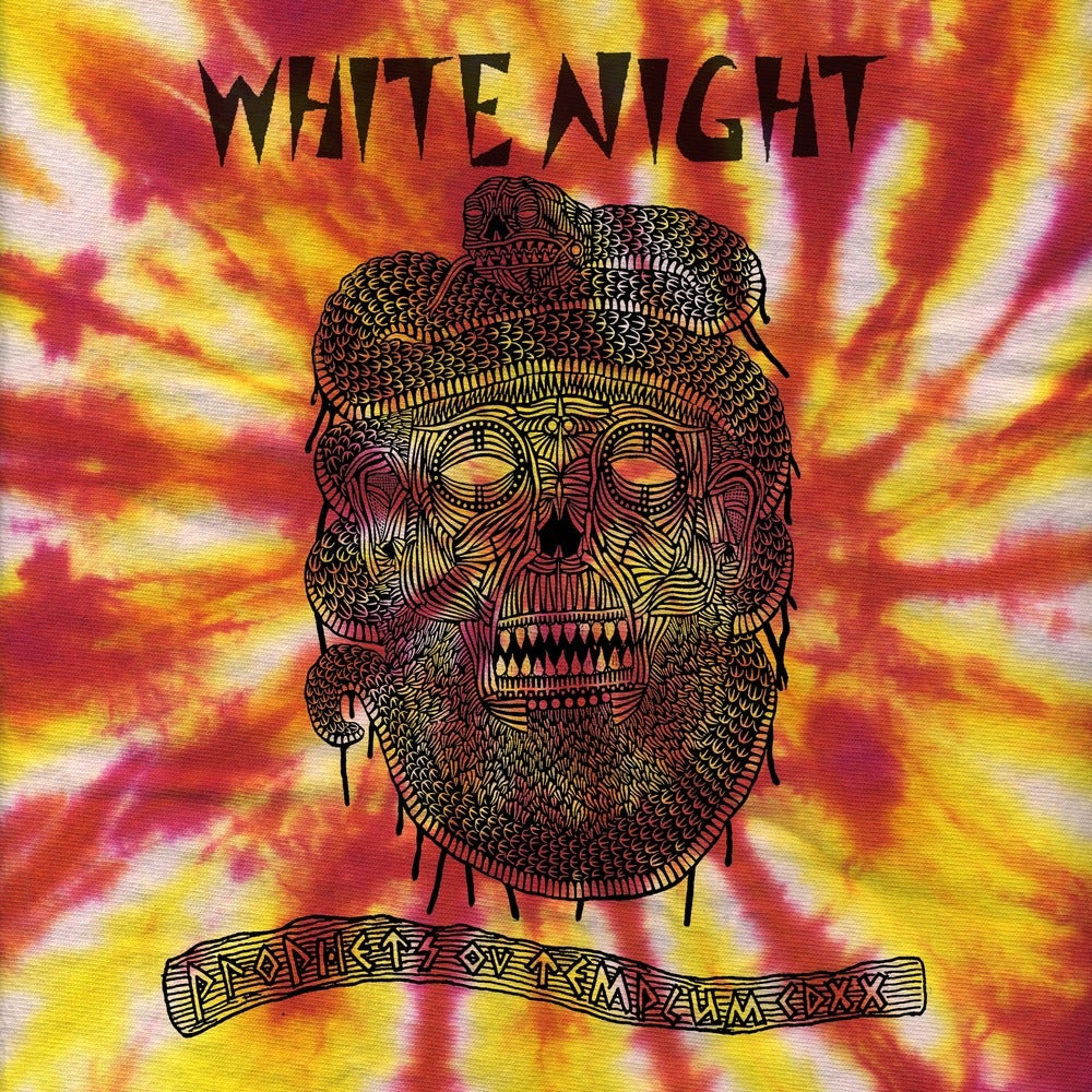 "Image of WHITE NIGHT ""PROPHETS OV TEMPLUM CDXX"" LP 45RPM17"