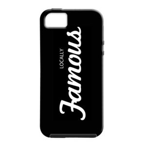 Image of FAMA x Case-Mate | Locally Famous Retro Script iPhone 5 case