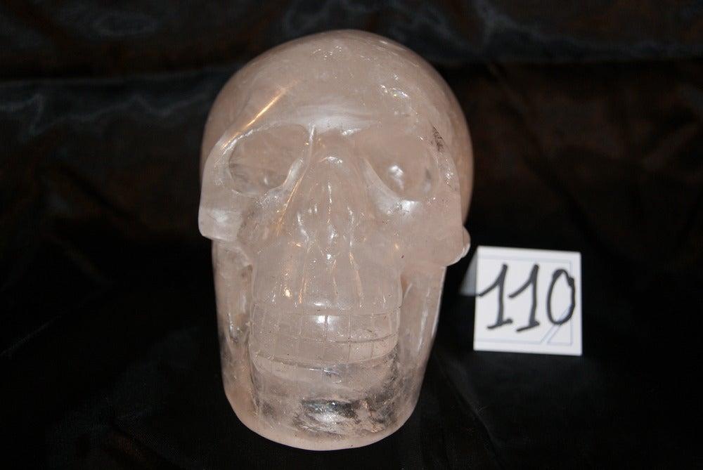 Image of Crâne Cristal de Quartz 2,010 kg