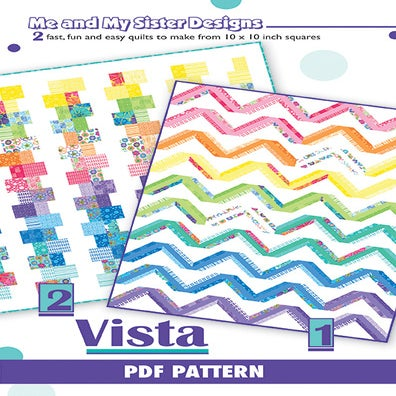Image of Vista PDF pattern