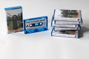 Image of 'the future dead' on tape