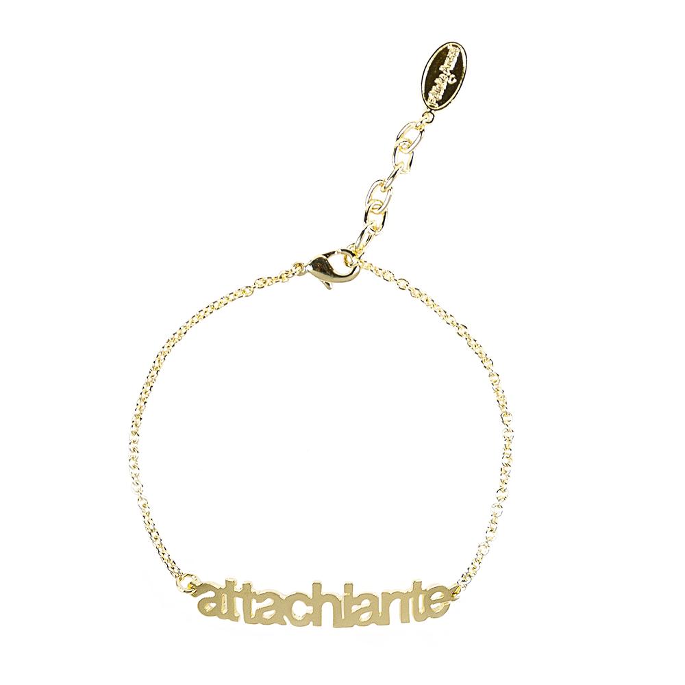 Bracelet attachiante felicie aussi le corner des cr ateurs - Corner des createurs ...
