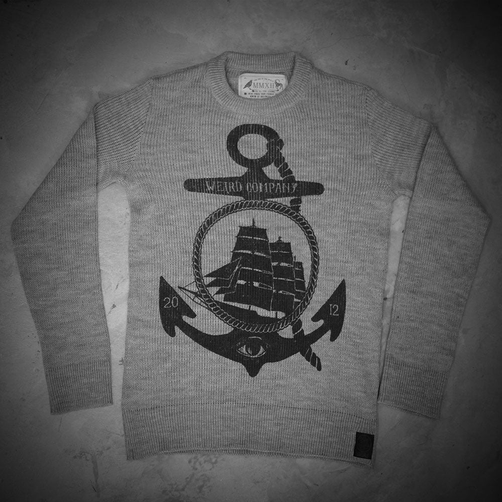 "Image of Sweater ""Watch & Sea """