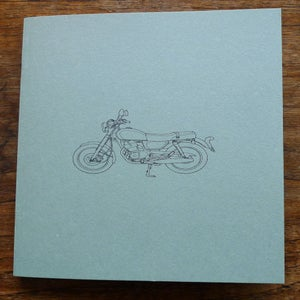 Image of EGG010<p>Motor Manual<p>db Drawing Book<p>Ltd Ed 250