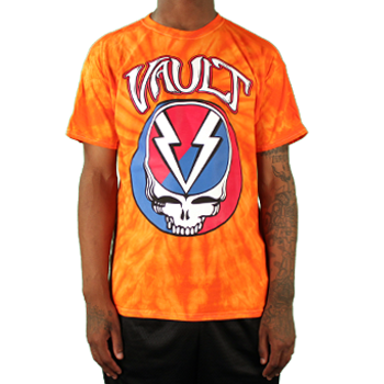 Image of Dead Head T-Shirt (Orange)