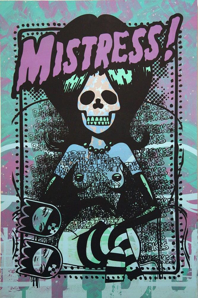 Image of MISTRESS - MATT SIREN