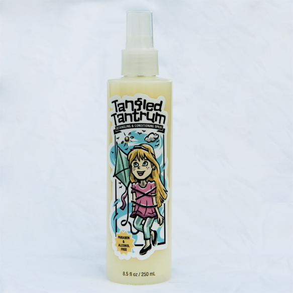 Image of Detangling & Conditioning Spray (Girls)