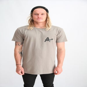 Image of Staple T-shirt- Warm Grey