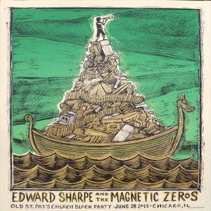 Image of Edward Sharpe & The Magnetic Zeros