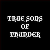 Image of TRUE SONS OF THUNDER - STOP AND SMELL YOUR FACE LP LBCR-009