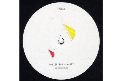 Image of COY003 | Walter Ego - Wavey / Military Mind