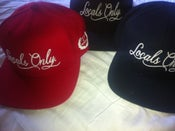 "Image of ""Locals Only"" Snapback"