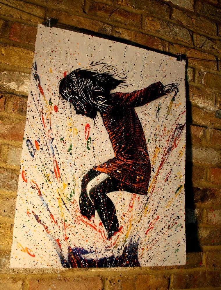 """Image of """"SplashBack"""" - Multi Colour Edition"""