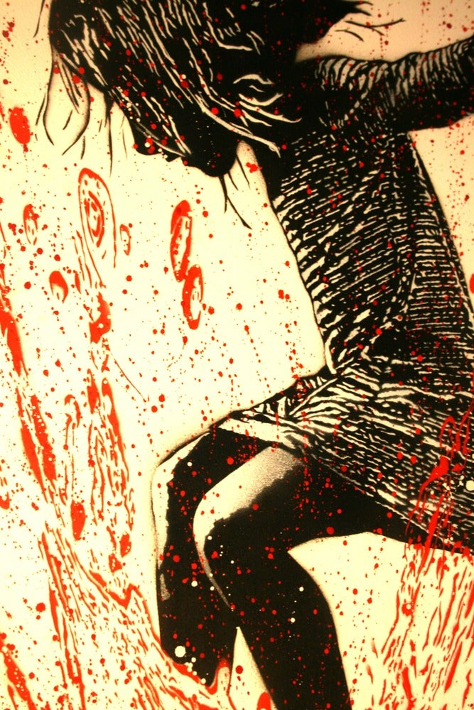 """Image of """"SplashBack"""" -  White Edition"""