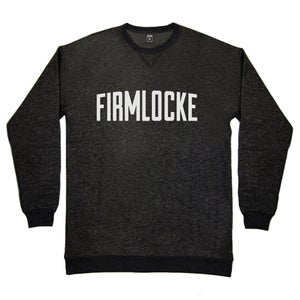 Image of TEAM FIRMLOCKE SWEAT - DARK GREY