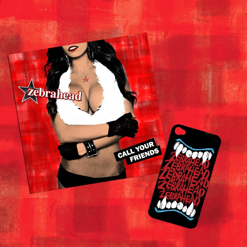 Image of 'Call Your Friends' CD + iPhone Case