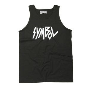Image of SYMBOL SLAYER BLACK TANK
