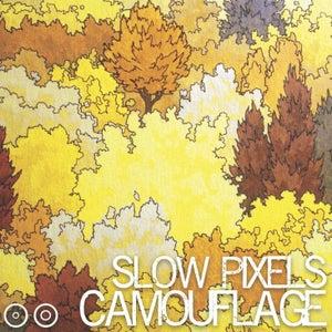 Image of SLOW PIXELS: Camouflage
