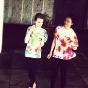 Image of limited edition EC tie dyes