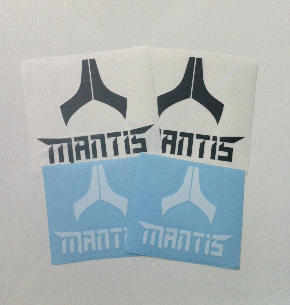 Image of Mantis sticker pack 2