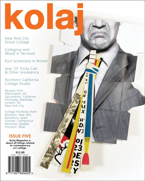 Image of Kolaj - Issue Five