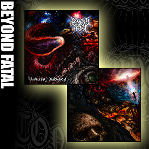 "Image of Beyond Fatal ""Universal, Diabolical"" CD"